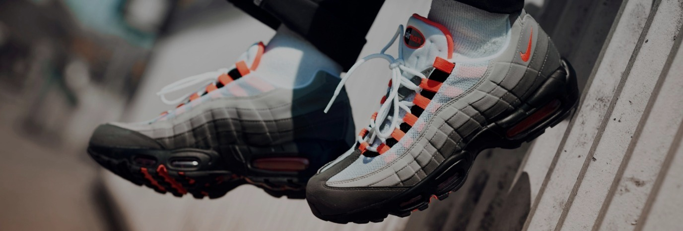 differently lowest price online retailer New in: Der Nike Air Max 95 -Solar Red- ist zurück | JD ...