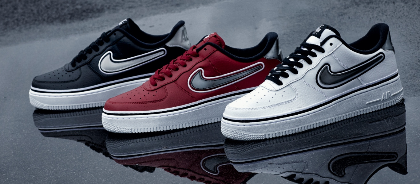 Gerade gelandet: Nike Air Force 1 NBA Pack - JD Blog Deutschland