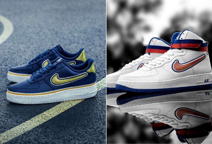 Nike Air Force 1 NBA Pack
