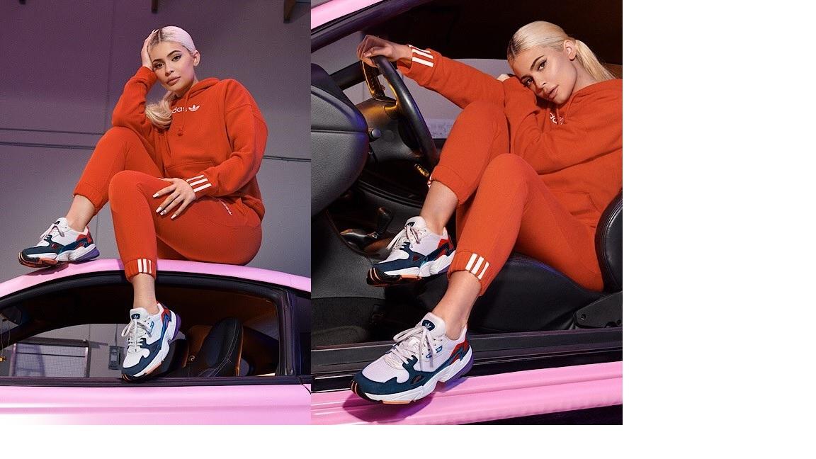 adidas Originals mit Kylie Jenner