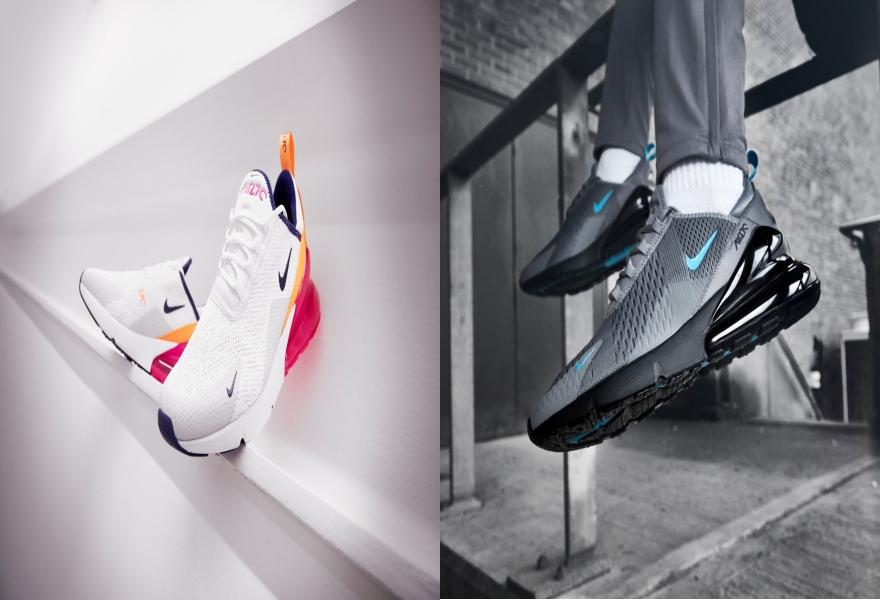 Der Nike Air Max 270