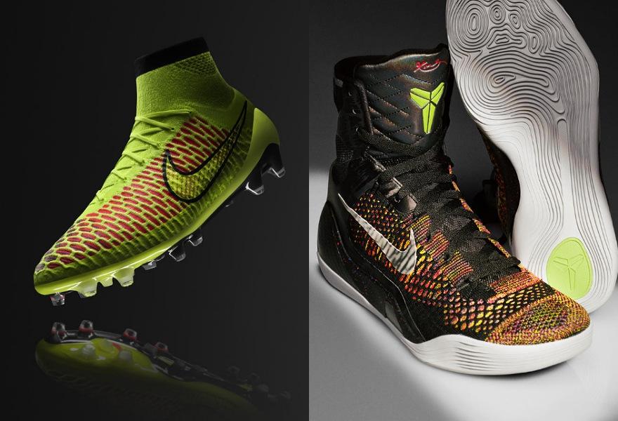 Sock Racer und Nike Magista