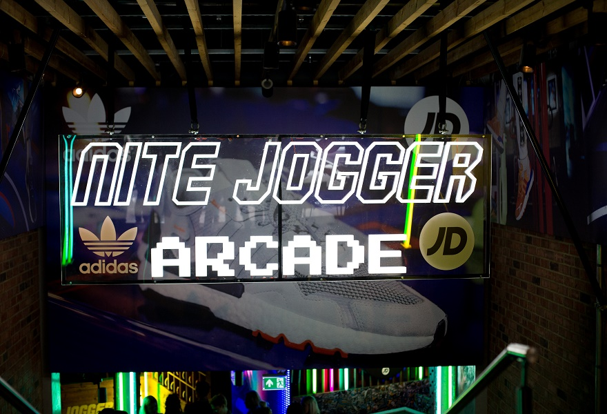 Nite Jogger Arcade in London