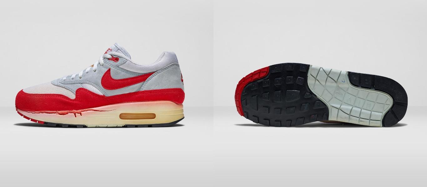 Der Erster Nike Air Max