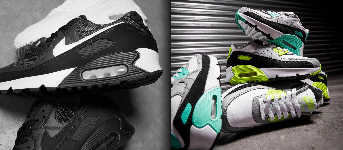 What's behind: Der Nike Air Max 90 | JD Sports Deutschland Blog