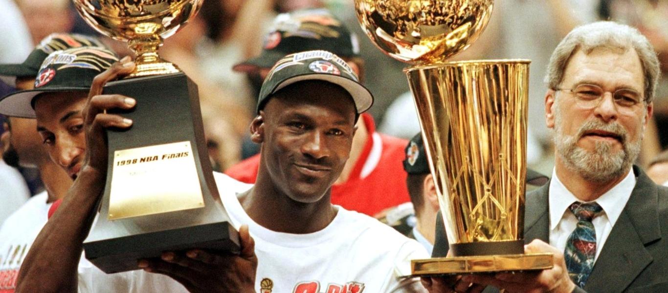 Jordan bei den NBA Finals 1998