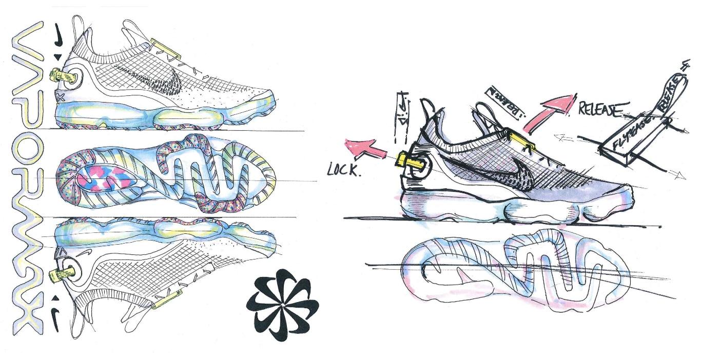 Nike Air Vapormax 2020 Flyknit Design