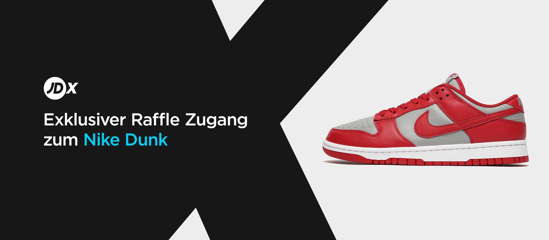 Nike Dunk Raffle