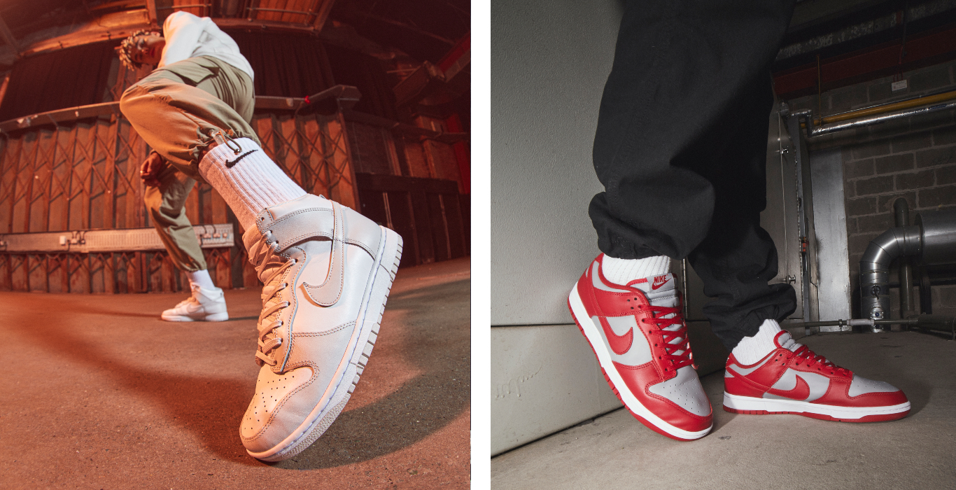 Nike Dunk Launch