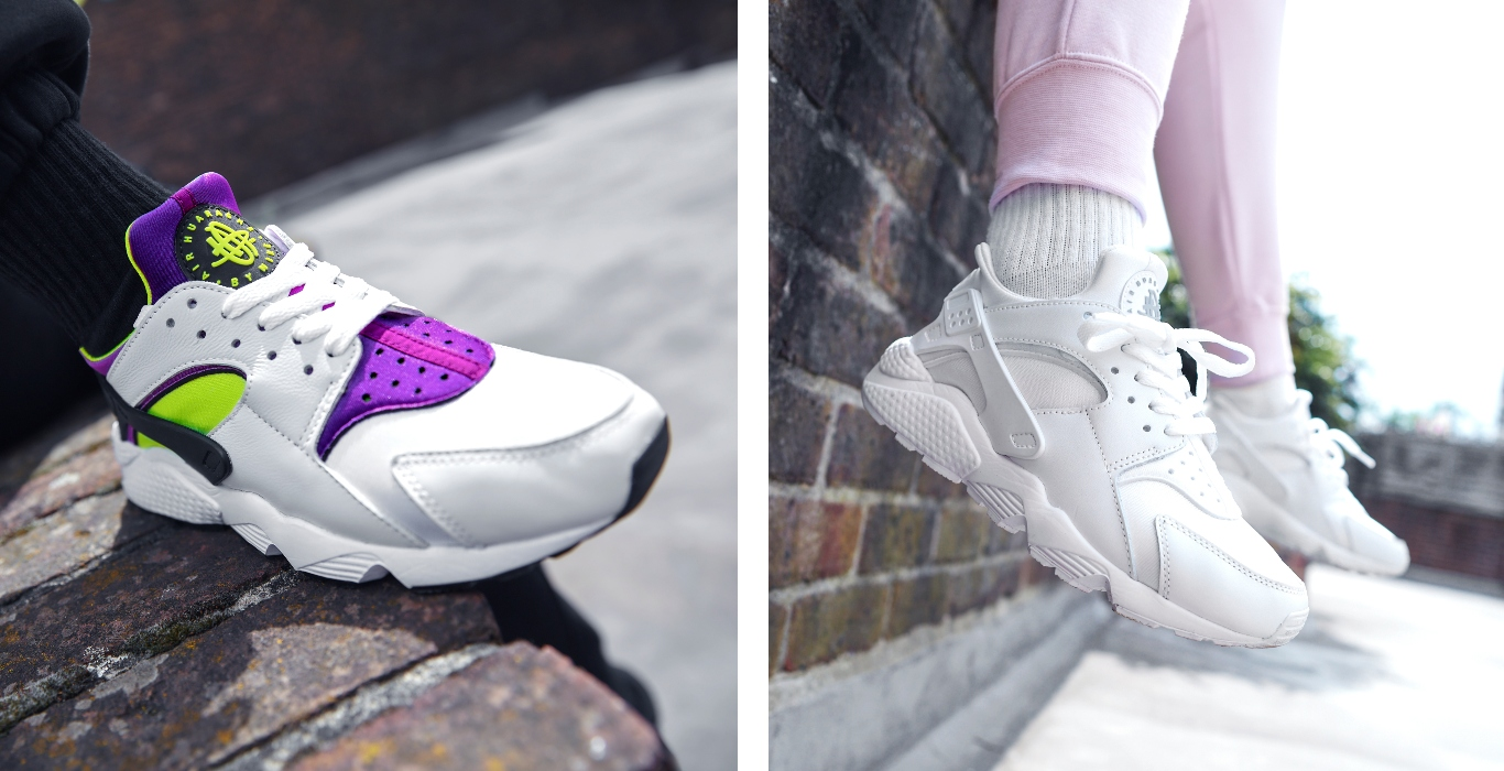 Nike Huarache Colorways
